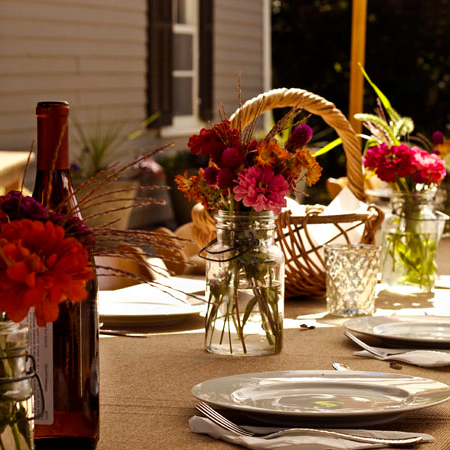 Sold-out Farm-to-Table Brunch event at Raspberry Fields Farm, October 2014